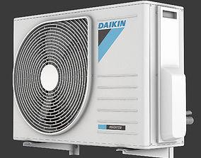 Air Conditioner Daikin 3D model