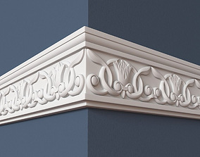 Frieze 3D ornament