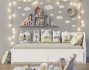3D Toys and furniture set 18