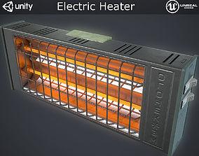 3D model Electric Heater