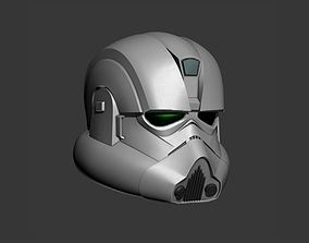 Clone Engineer Cosplay Helmet 3D print model