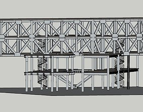 Contemporary Steel Project Design 3D printable model