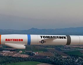 3D model BGM 109 Tomahawk