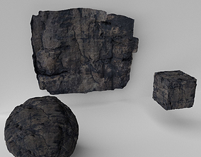 Sandstone Surface and 4k Texture 3D asset