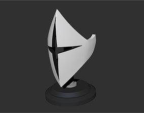 3D printable model Lisa Yadomaru - Hollow Mask - Visored