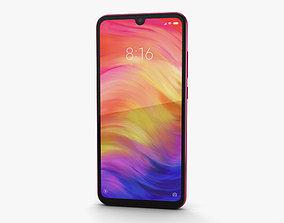 3D model Xiaomi Redmi Note 7 Twilight Gold