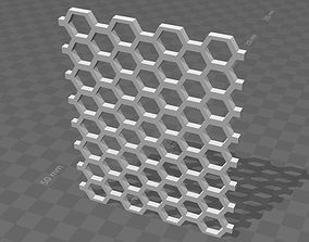 3D print model Honeycomb structure