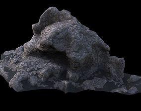 Volcanic Rock V2 3D model