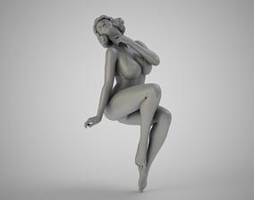 3D print model Seductress
