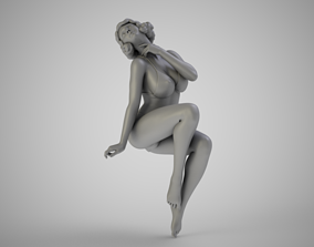 3D print model Seductress