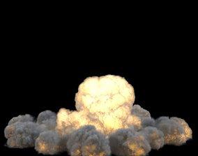 3D model FumeFx - Effectos Bomb