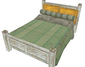 3D model Bedcloth 01