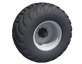 Off Road Tire 3D