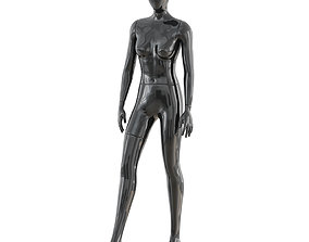 3D model Abstract female mannequin 19