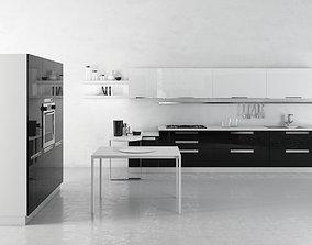 kitchen 24 am137 3D