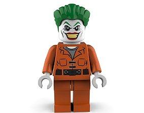 3D model The Joker