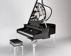 3D model Visionnaire Piano Bar