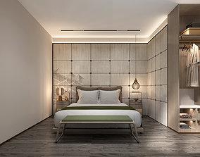 3D Modern villa homestay style