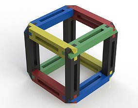 3D printable model Cube Constructor