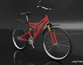 bicycle 3D asset realtime