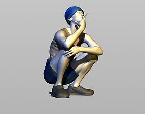 3D print model Bully smoker
