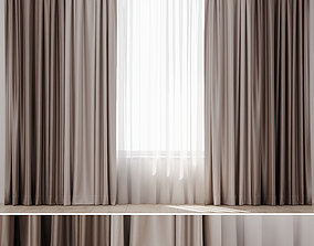 3D Curtains 03