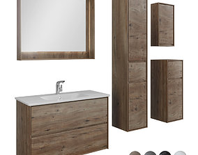 3D Furniture set Mokka 100 and Cases