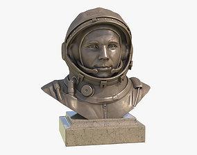3D asset Gagarin