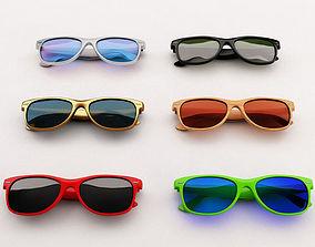 3D asset Sunglasses