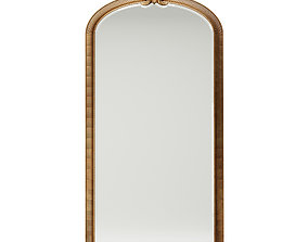 3D Christopher Guy Saffron Mirror