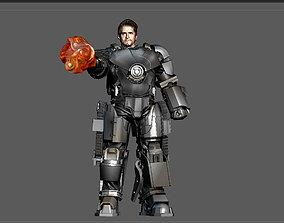 MK1 IRONMAN MCU MARVEL AVENGERS TONY STARK 3D
