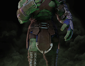 colosseum Hulk Gladiator 3D collectable