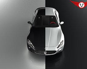 3D model Maserati GranTurismo