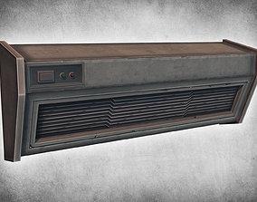 3D model Air condition Unit 06
