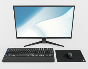 PC Peripherals 3D