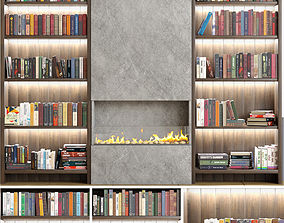 3D Bookcase backlight