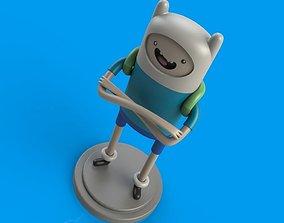 3D printable model Finn the Human