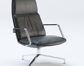 Walter Knoll FK 86 Lounge 3D model