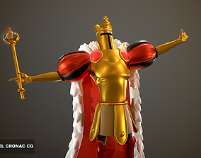 3D print model King Knight