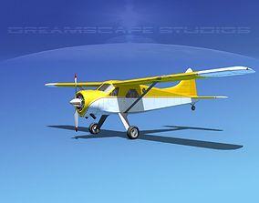 Dehaviland DH-2 Beaver SL03 3D model