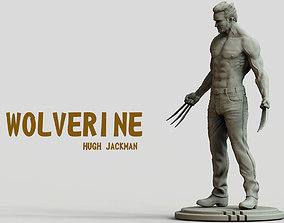 WOLVERINE INMORTAL BY HUGH JACKMAN 3D printable model