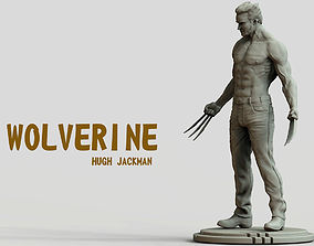 WOLVERINE INMORTAL BY HUGH JACKMAN 3D print model