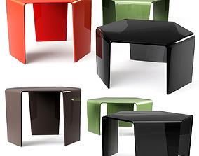 3D Sovet Italia Coffee Table 3 feet