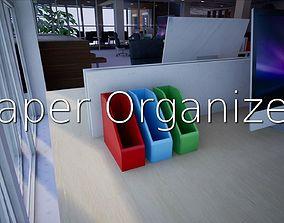 3D model Paper Organizer SHC Quick Office LM