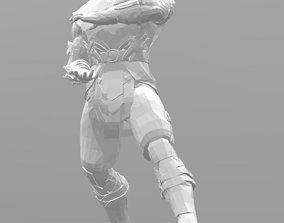 3D print model Sub-Zero from Mortal kombat X