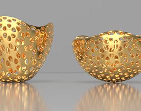 3D model Decorative vase 2 peces LS design