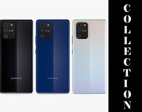 3D model Samsung Galaxy S10 Lite All Colors