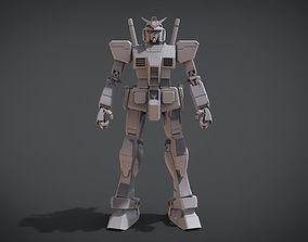 3D printable model RX-78-2