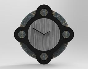 3D printable model Clock 9
