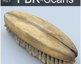 Brush High Poly 3D PBR